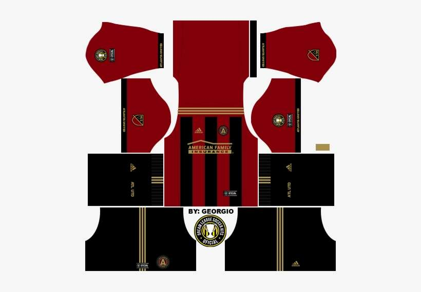 b3fe76c0633e6e Link Atlanta United Fc Dls16 & Fts << - Kit Real Madrid 2019 Dls PNG ...