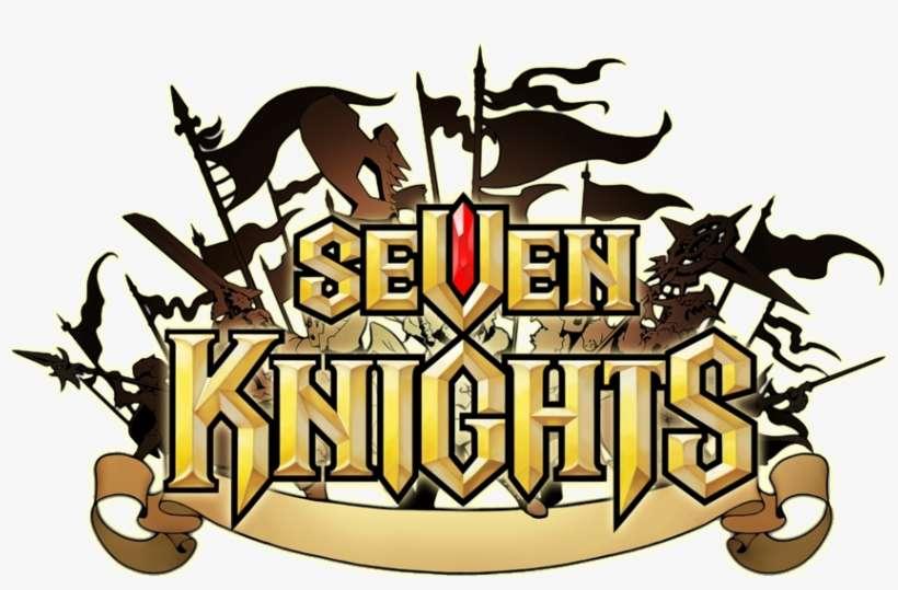 Seven Knights Logo-2 - Yeonhee Seven Knights Fanart PNG Image