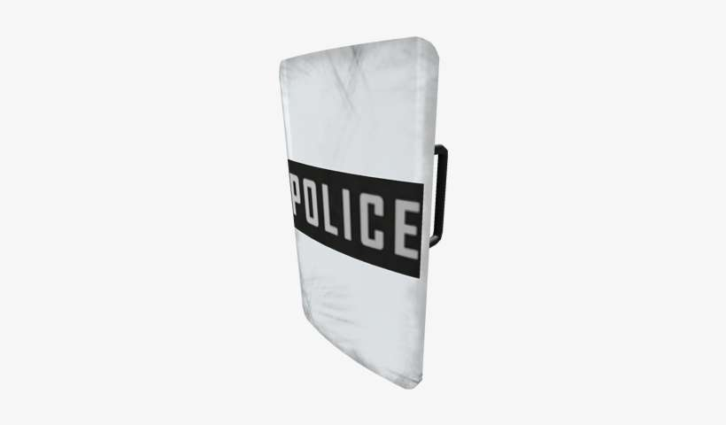 Riot Shield And Billy Club Set Roblox Jailbreak Swat Shield Png