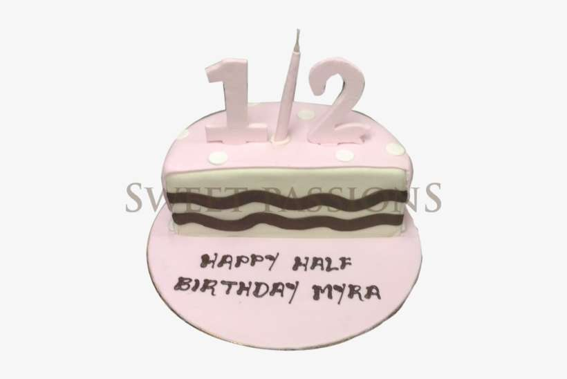 Awesome Half Birthday Cake Birthday Cake Png Image Transparent Png Personalised Birthday Cards Veneteletsinfo
