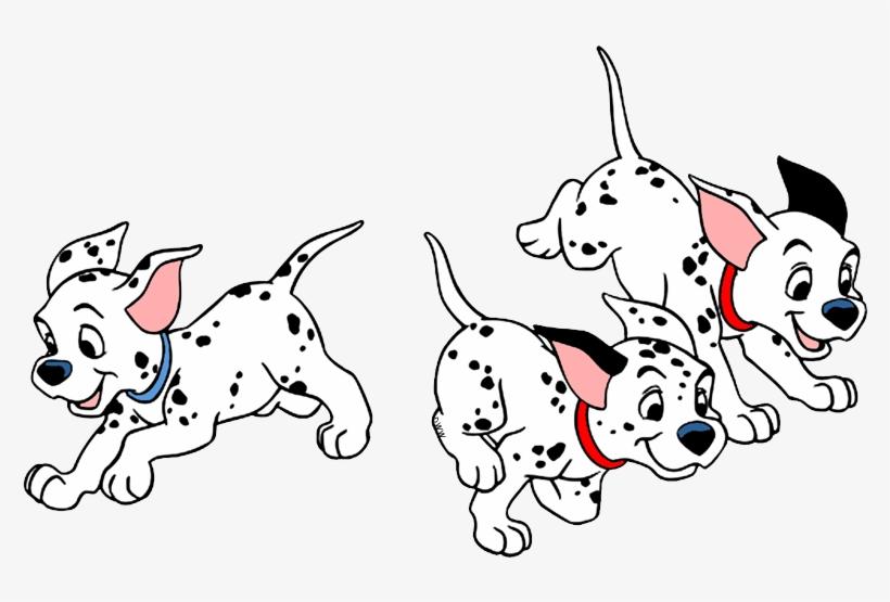 101 dalmatians png dalmatians puppies clip art - walt disney  dalmatians