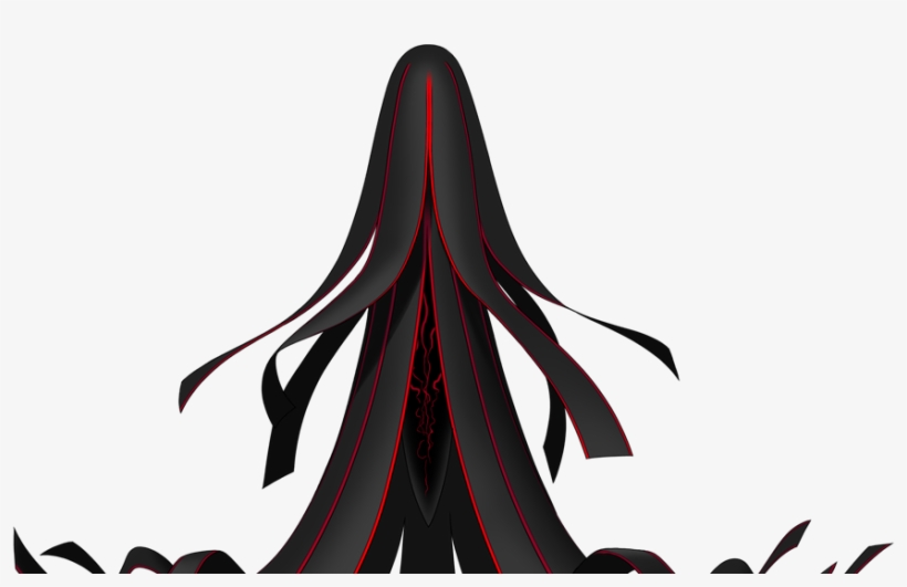 Black Shadow - Fate Stay Night Heaven's Feel Shadow PNG