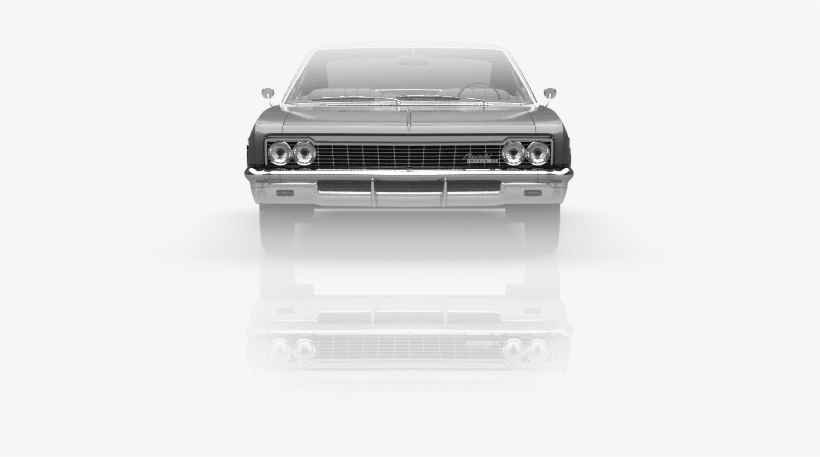 Chevrolet Impala Sport Coupe Coupe - 3d Tuning Chevrolet