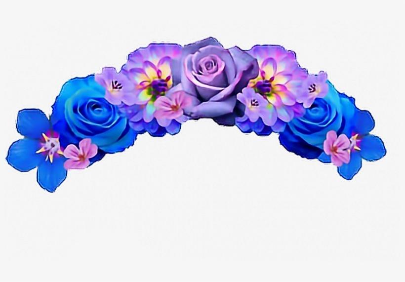 Flower Crown Overlay App - Flower Crown Snapchat Filter Pngs PNG