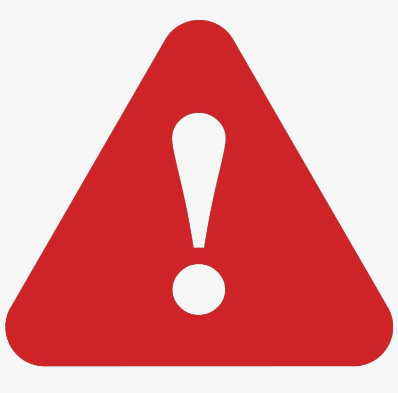 Error Icon Download Attention Symbol Png Image Transparent Png Free Download On Seekpng