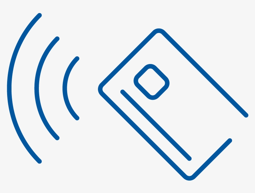 Nfc And Mobile Wallets - Nfc Card Png PNG Image