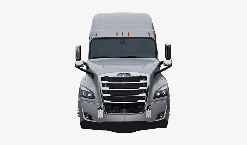 New - Freightliner Cascadia 2018 Grill PNG Image | Transparent PNG