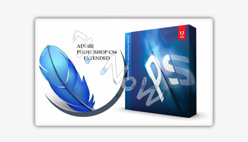 Adobe Photoshop Cs5 Extended - Box Pack PNG Image
