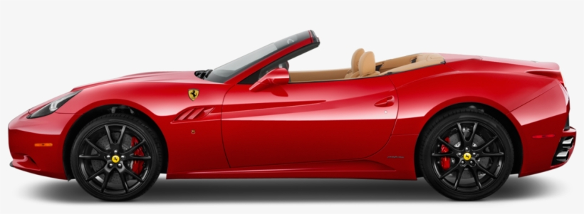 Convertible Ferrari Png Image Ferrari California Side View Png Image Transparent Png Free Download On Seekpng