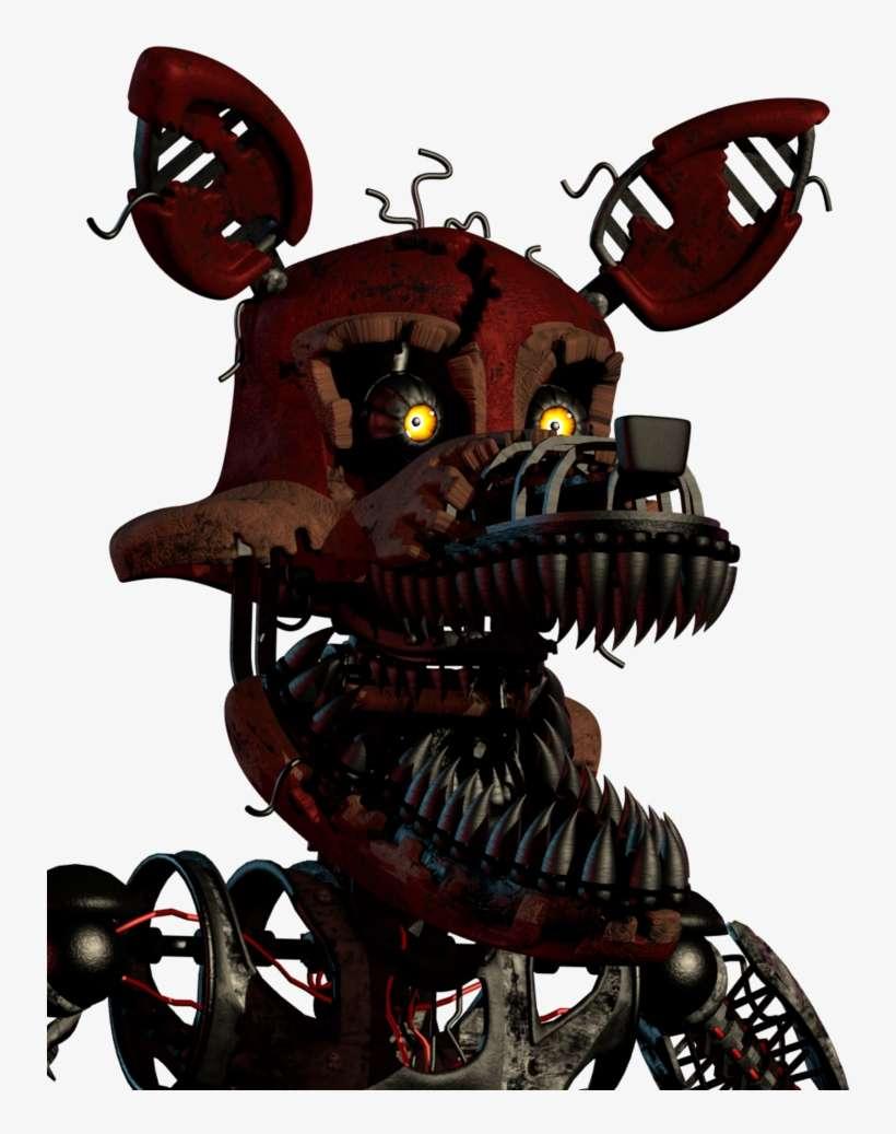 Similar Cliparts Imágenes De Nightmare Foxy Png Image
