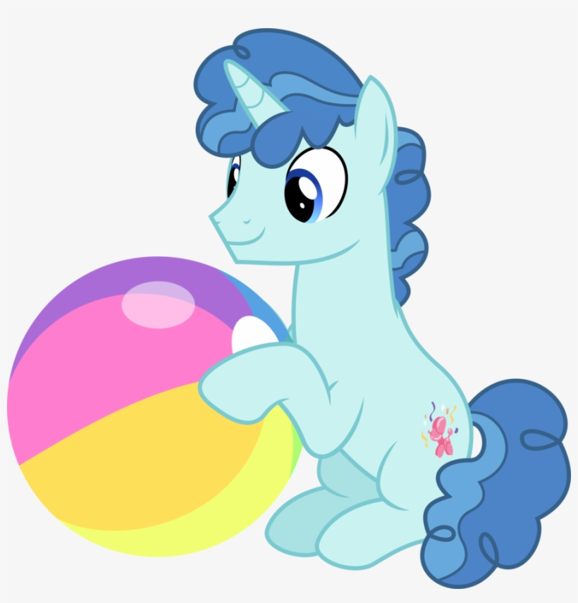 Party Favor S Having A Ball By Vectorizedunicorn Mlp Party Favor Vector Png Image Transparent Png Free Download On Seekpng