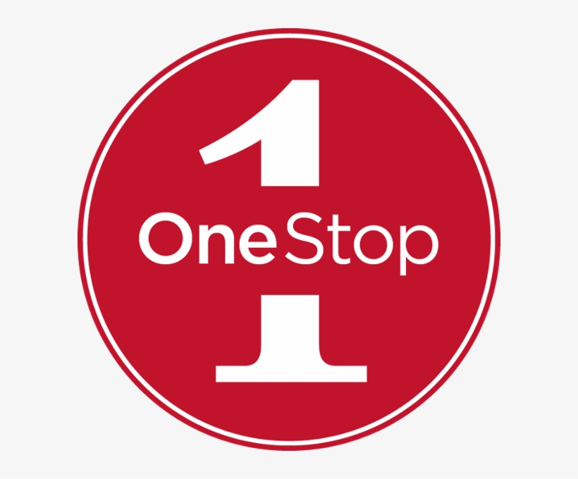 One Stop Icon - One Stop Office Logo PNG Image   Transparent