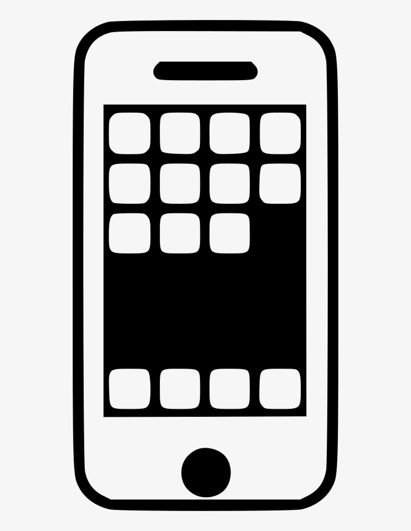 Android Mobile Phone - Icon