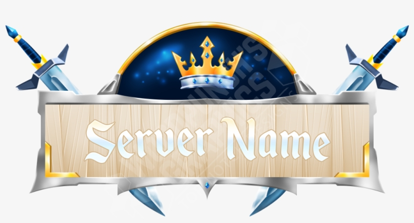 Minecraft Server Logo Template Minecraft Logo Making Png Image