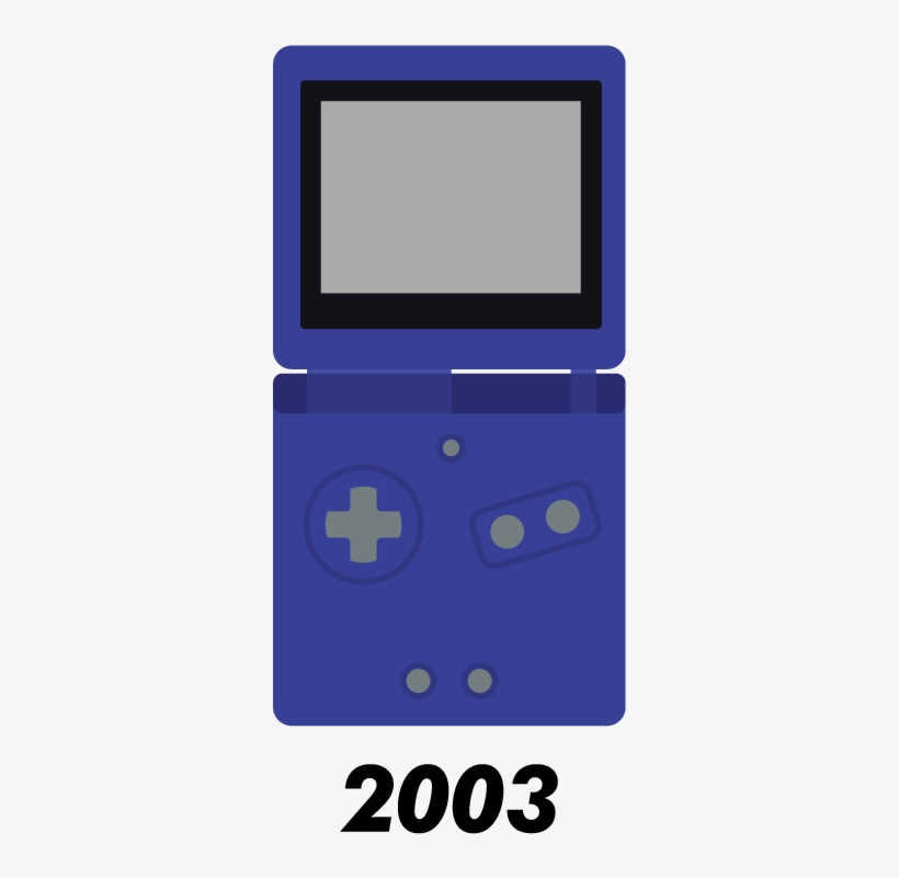 Game Boy Advance Handheld Game Console Png Image Transparent Png Free Download On Seekpng