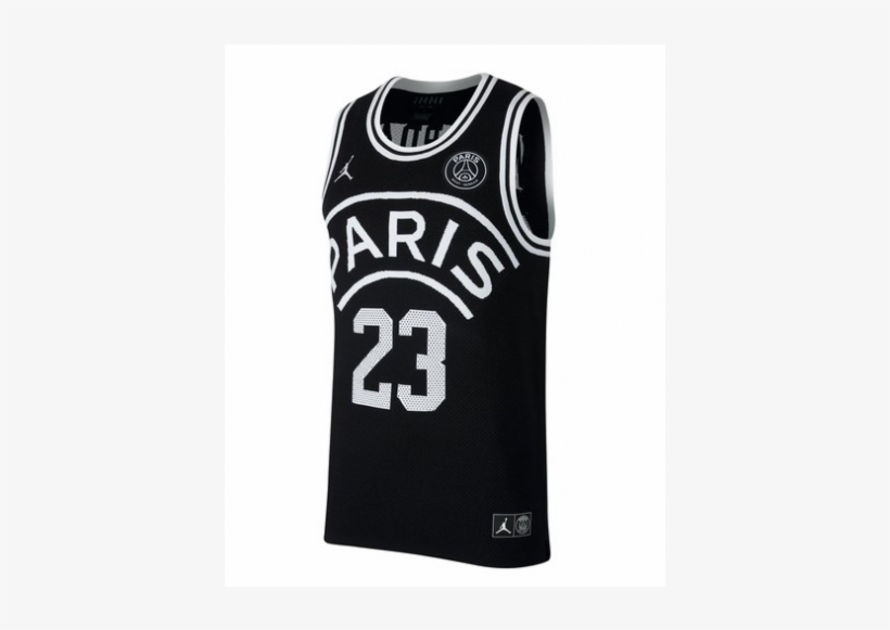 Jordan X Paris Saint Germain Flight Knit 23 Basketball Psg Jersey 2018 Jordan Png Image Transparent Png Free Download On Seekpng