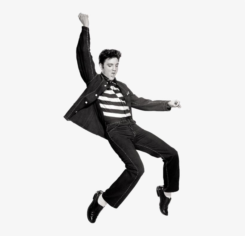 Elvis 'da Pelvis' Presley - Elvis Presley Gif Png PNG Image ...