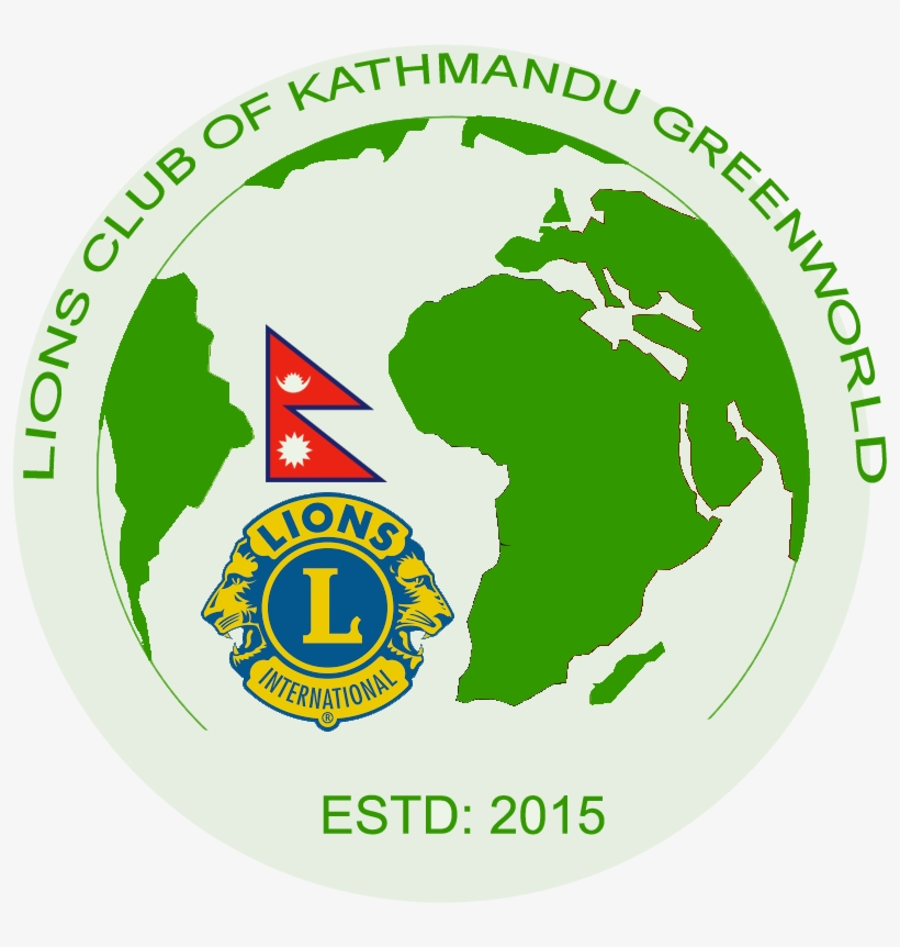 Lions Clubs International Slogan On Save Trees In English Png