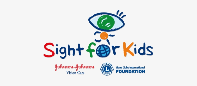 Events Lions International Sight For Kids Logo Png Image