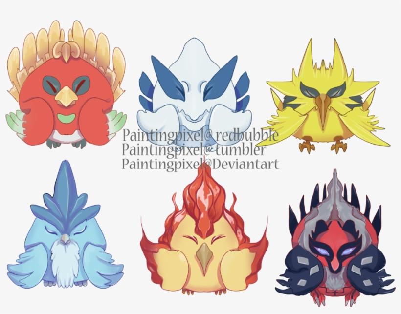 344-3442504_anime-paintingpixel-pokmon-zapdos-ho-oh-yveltal-legendary Pixel Art Pokemon Legendary @koolgadgetz.com.info