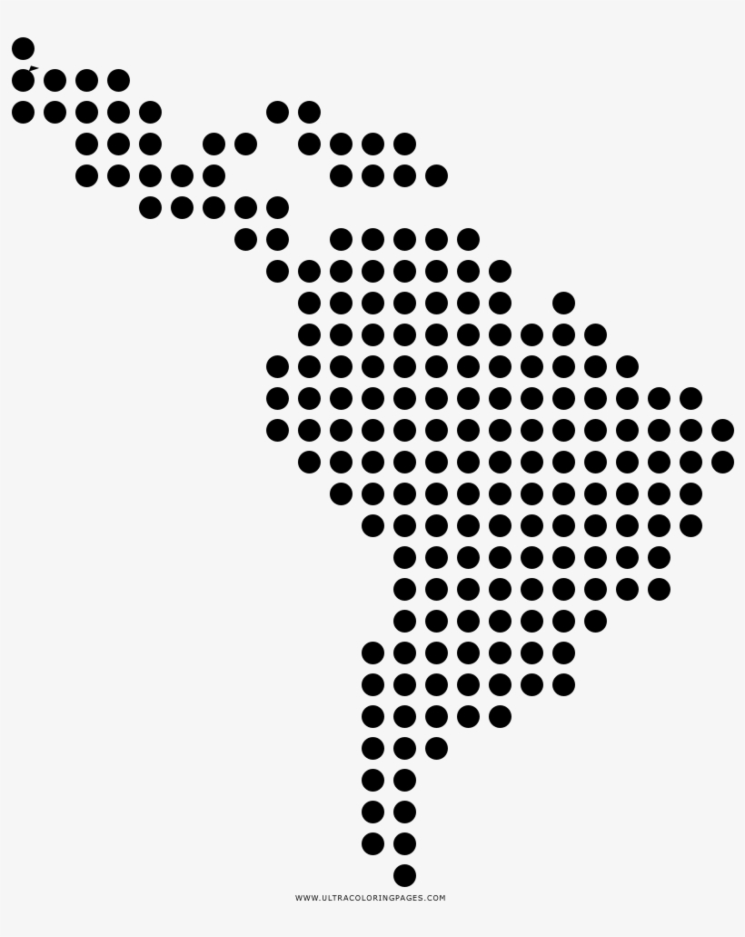 Brazil Map coloring page | Free Printable Coloring Pages | 1031x820