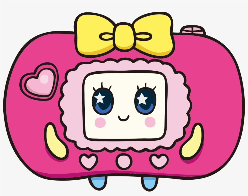 Tamagotchi Characters Coloring Pages Pashalin Tamagotchi Png Image Transparent Png Free Download On Seekpng