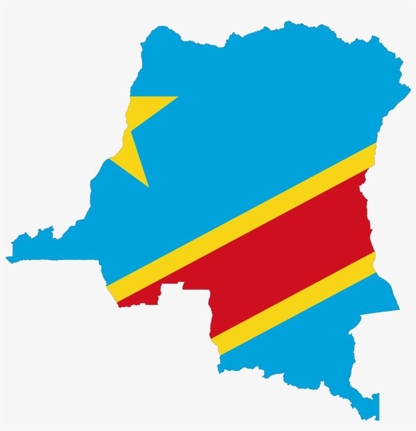 Congo Kinshasa, Africa Flag, West Africa, Flags Of