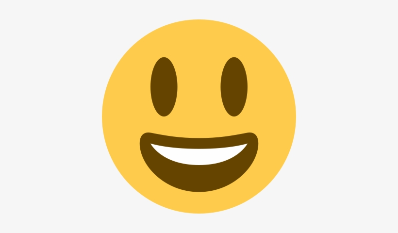 Discord Emoji - Discord Grinning Emoji PNG Image | Transparent PNG