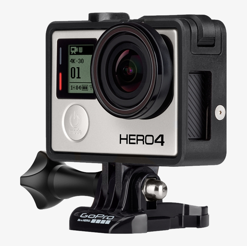 Gopro Action Camera Png Image Gopro Price In Qatar Full Size Png Download Seekpng