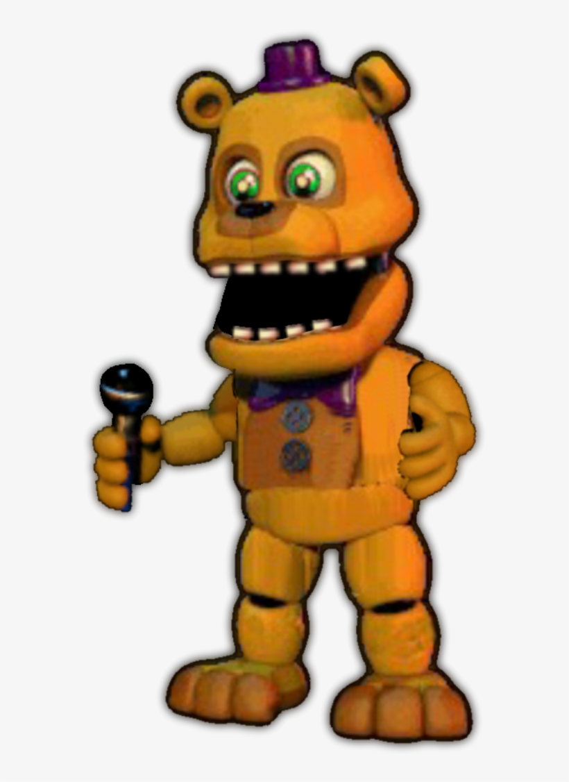 Ikea Salerno Arredo Bagno : Imagen fnaf withered toy fredy o png wikia world fanon