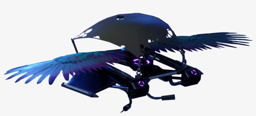 Feathered Flyer Fortnite Glider Fortnite Watch