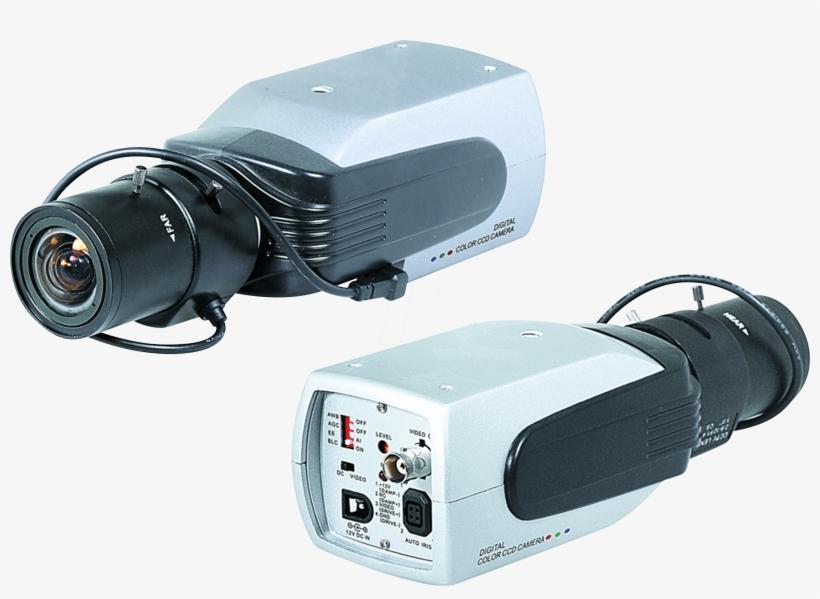 Colour Indoor Box Camera With 650 Tv Lines Frei überwachungskamera