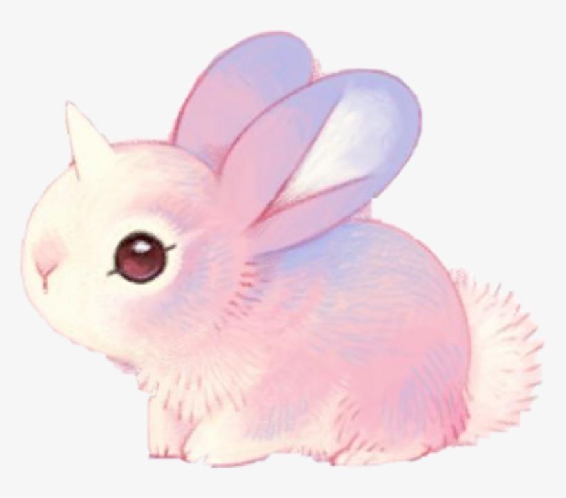 Bunny Unicorn Kawaii Png Image Transparent Png Free