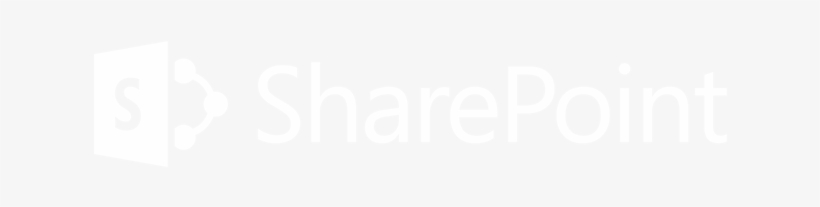 Sharepoint - Sharepoint Logo White Transparent@seekpng.com