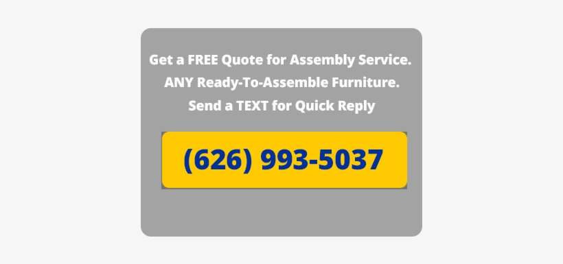 Expert Furniture Assembly Service For Ikea, Officedepot