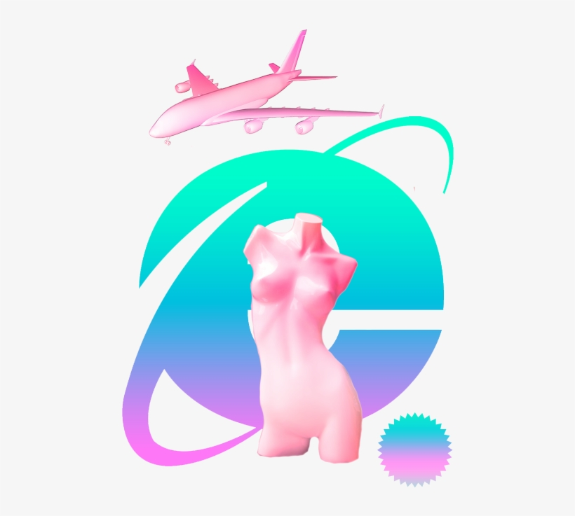 Vaporwave Clipart Shook Internet Explorer Icon Green Png Image Transparent Png Free Download On Seekpng