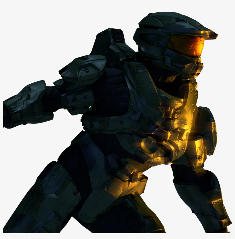 Halo Master Chief Helmet Png Action Figure Png Image