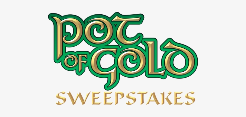 Pot Of Gold Sweepstakes Logo Design Pot O Gold Sweepstakes Png Image Transparent Png Free Download On Seekpng