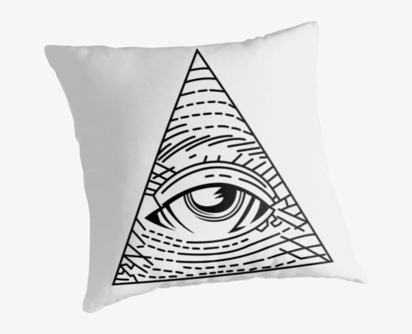 Illuminati Eye Png Download Illuminati Coloring Page Png