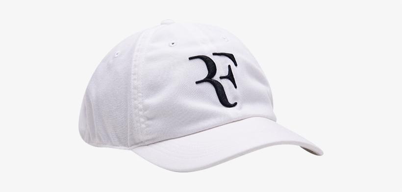 bcba2892 Nike Court Aerobill H86 Roger Federer Cap - Nike Rf Hat White/black ...