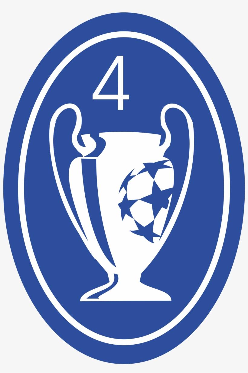Ajax Champions Badge Logo Png Transparent Liverpool Champions League Badge Png Image Transparent Png Free Download On Seekpng