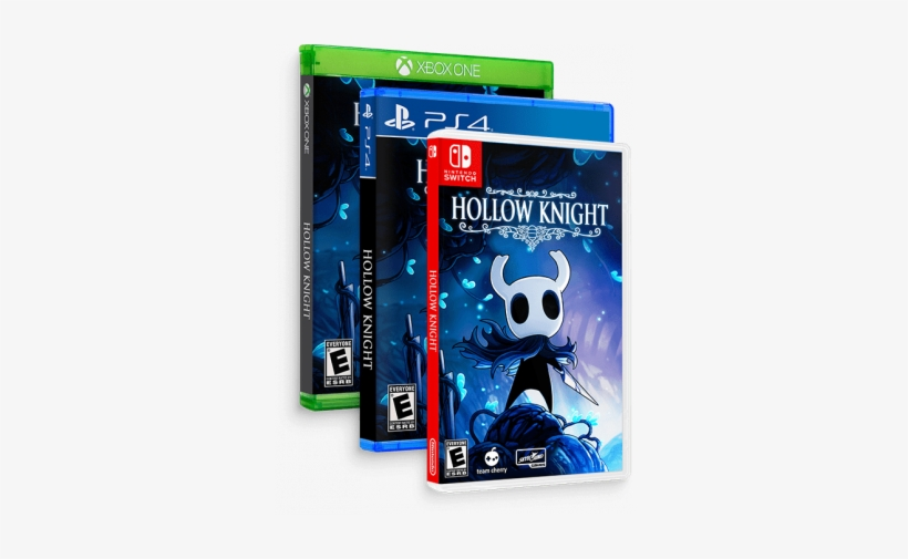 Hollow Knight Getting Physical Releases For Xbox One