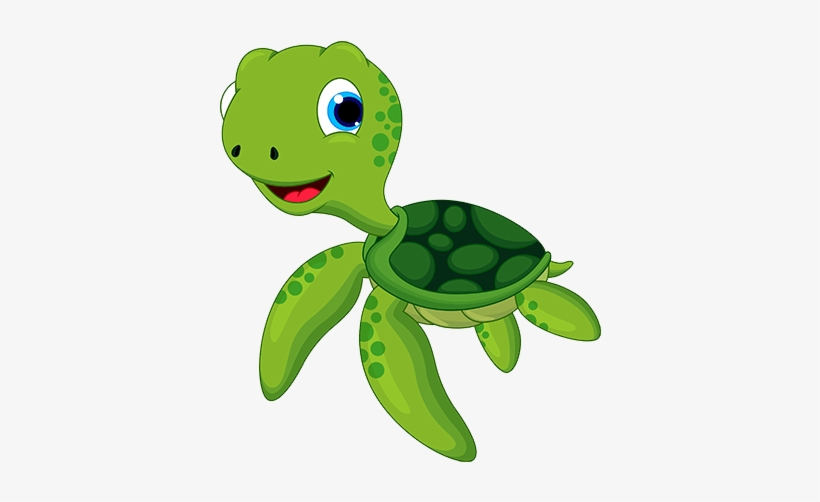 Lake Clipart Turtle Turtle Cartoon Png Image Transparent Png