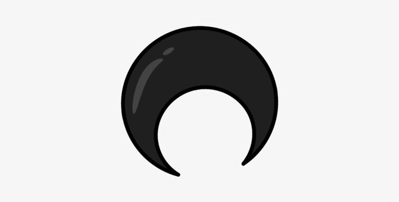 Otaku Senshi, Sailor - Black Moon Clan Symbol PNG Image