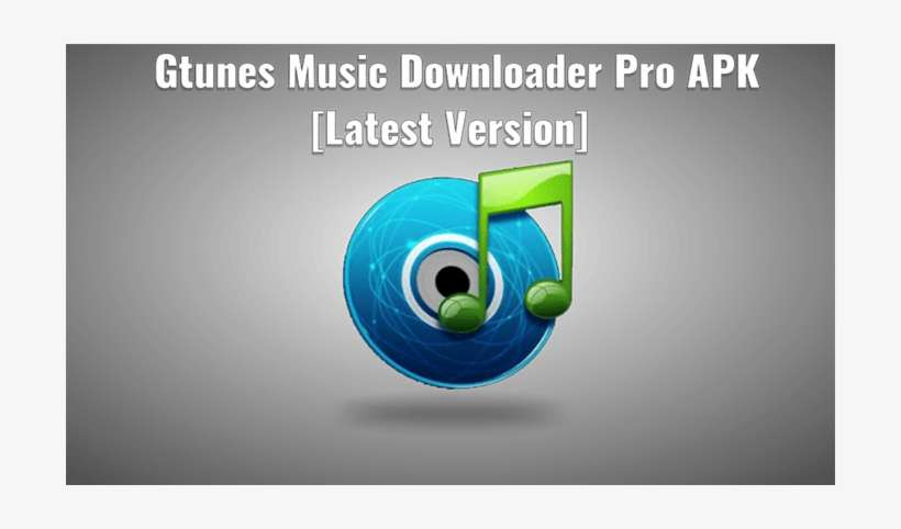 Gtunes Music Downloader Pro Apk - Itunes Icon PNG Image