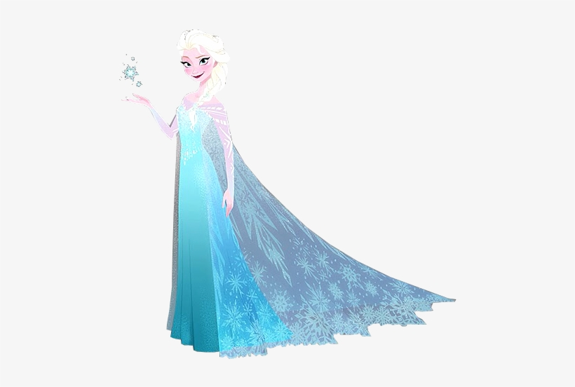 Frozen Images Transparent Elsa Concept Art Da Brittney Elsa 2d