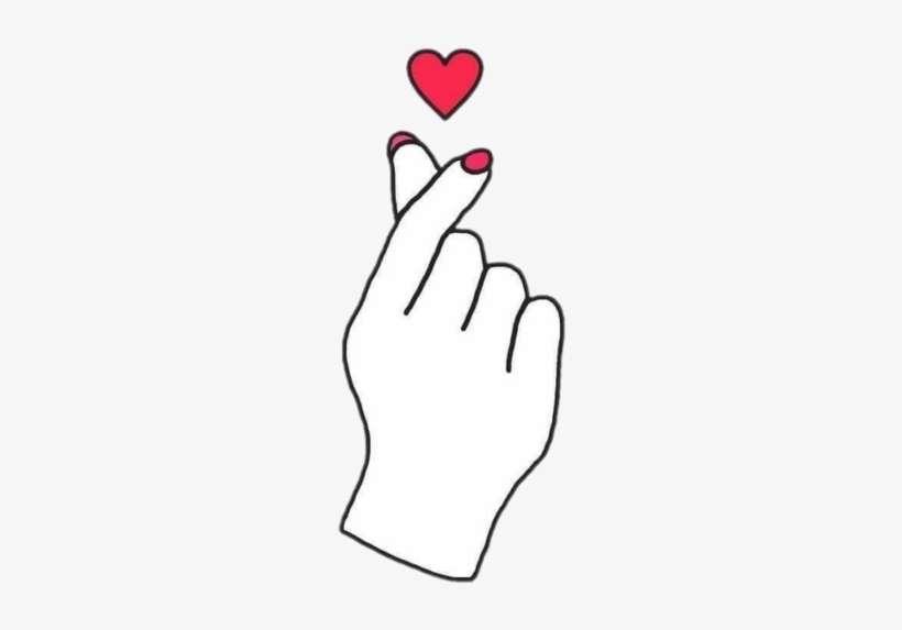 379 3795814 hand hands heart tumblr kpop aesthetic heart
