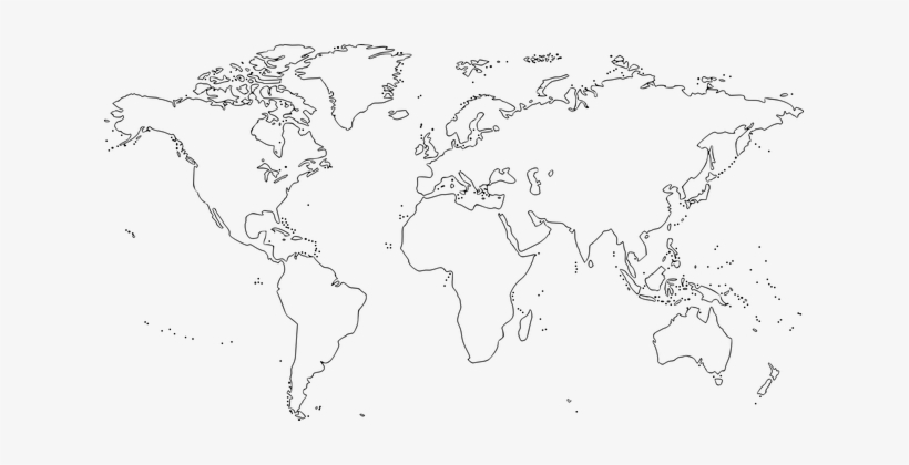World Map Continent Country Geography Plan Blank World Map Large