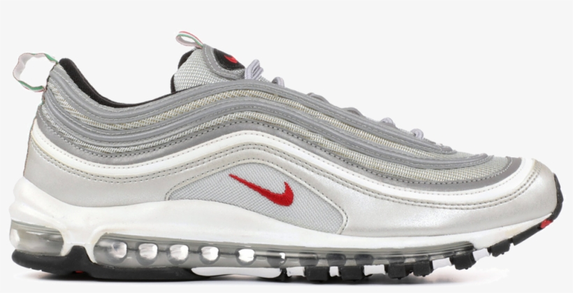 Ideal Al por menor motor  Air Max 97 Silver Foot Locker PNG Image | Transparent PNG Free Download on  SeekPNG