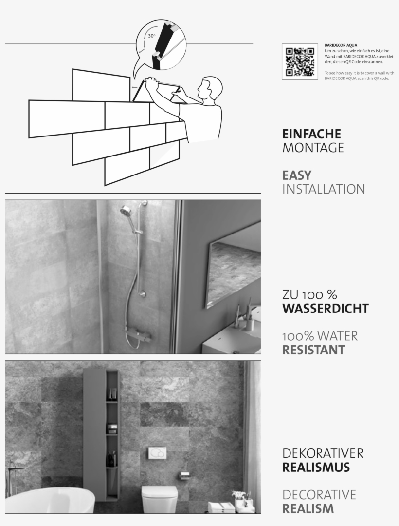 The Motifs Of The Self Adhesive Decorative Panels Are Planeo Wandverkleidung Wandpaneele Quarzid Oxido Png Image Transparent Png Free Download On Seekpng